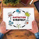 El uso de estrategias de marketing en Internet para atraer clientes como un imán