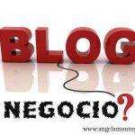 Tener un Blog ..no es tener un negocio Online