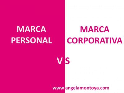 ¿Qué trabajar Marca personal o marca corporativa?