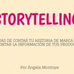 ¿Conoces que es el storytelling como técnica de marketing? Te cuento que es..