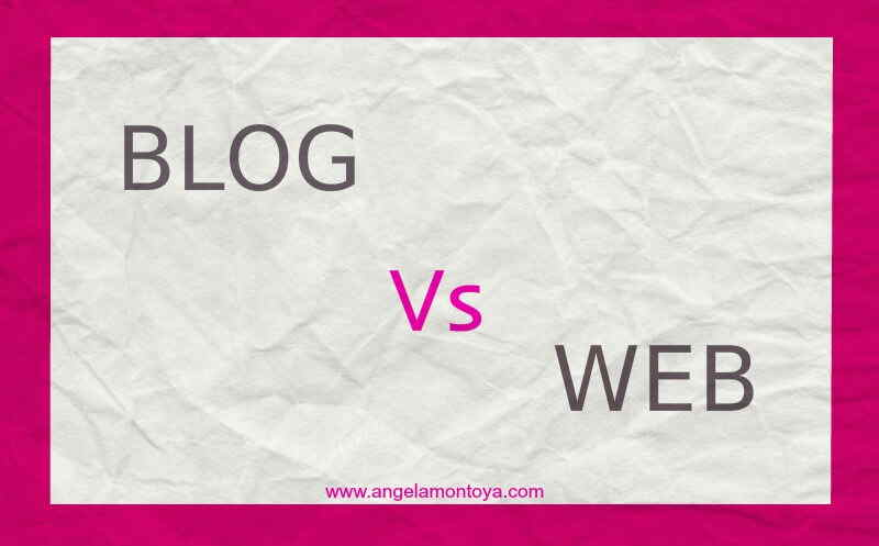 web-vs-blog
