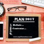 Crea tu plan brillante para 2017, comienza el año con todo definido