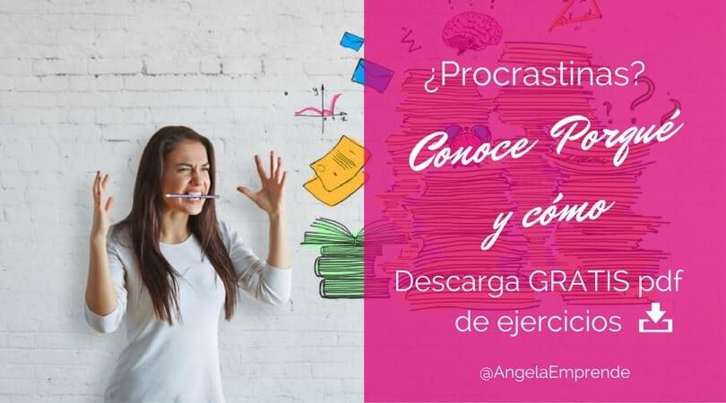 como-dejar-de-procrastinar